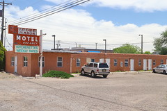 Adobe Manor Motel in Albuquerque Route 66 7.5.2019 0950