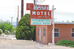 Adobe Manor Motel in Albuquerque Route 66 7.5.2019 0949