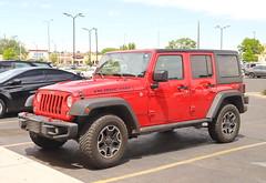Jeep Rubicon in Albuquerque  7.5.2019 0945
