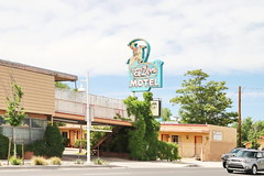 El Don Motel in Albuquerque Route 66 7.5.2019 0941