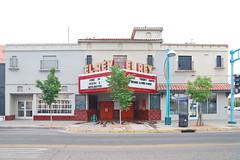 El Rey Theatre in Albuquerque Route 66 7.5.2019 0931