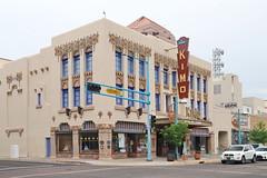 Kimo Theatre in Albuquerque Route 66 7.5.2019 0926