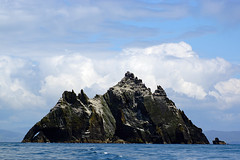 2019-06-07 06-22 Irland 698 Kerry, Skellig Michael Boat Tour