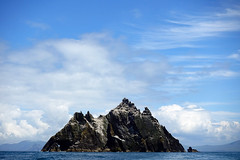 2019-06-07 06-22 Irland 690 Kerry, Skellig Michael Boat Tour