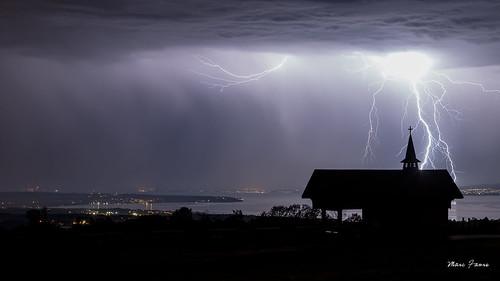 Electricité sur le Léman