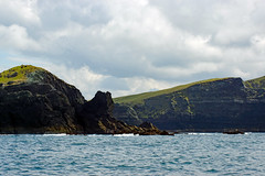 2019-06-07 06-22 Irland 660 Kerry, Skellig Michael Boat Tour