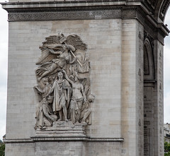 France: Arc de Triomphe