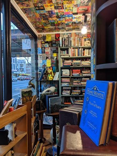 Dead Souls Bookshop