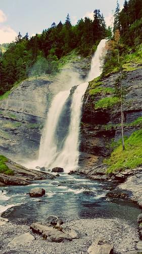 cascade Sixt-Fer-à-Cheval