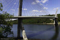 Bretagne Pont de Térénez Mai 2019