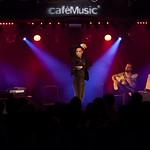 Spectacle de Samantha ALCÓN et AONC trio au CaféMusic'