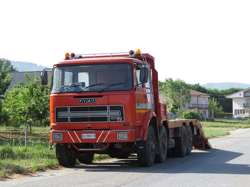Fiat OM 180.26 6x2