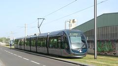 Bordeaux tram - Photo of Canéjan