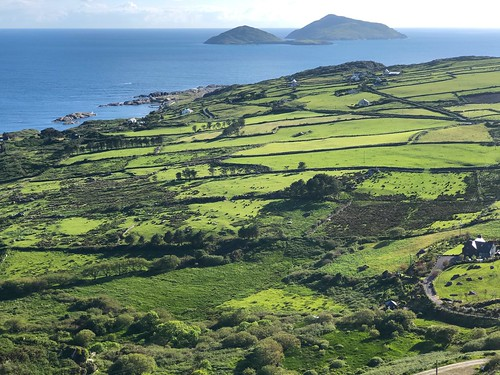 The Ring of Kerry near Caherdaniel