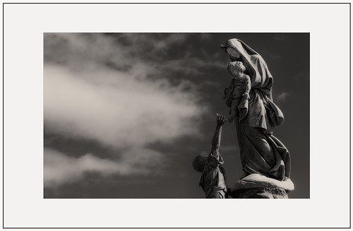 I still believe     -     Notre Dame des Naufragés   -  Pointe du Raz - France