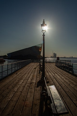 Early morning on Victoria Pier Hull