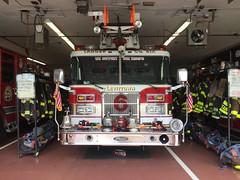 Levittown Fire Department Ladder 626