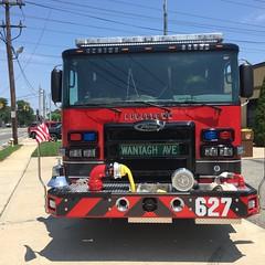 Levittown Fire Department Engine 627