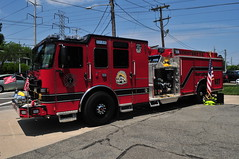 Levittown Fire Department Engine 627