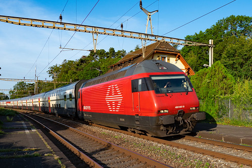 SBB CFF FFS Re 460 097-8 IC 2000 > St-Gallen