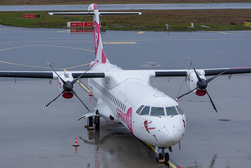 SprintAir ATR-72-202 SP-SPE