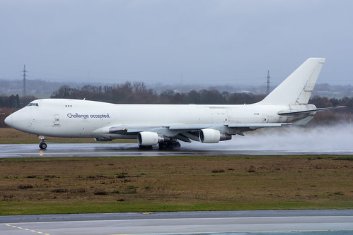 CAL Cargo Airlines 747-412F 4X-ICB