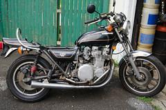 Vintage Motorcycle Restoration Project