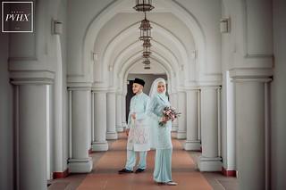 Tengku Muhammad Ezmeer Shah & Eda Eileena2