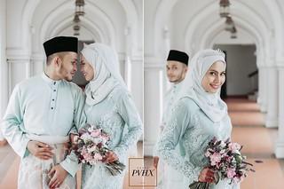 Tengku Muhammad Ezmeer Shah & Eda Eileena3