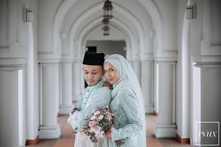 Tengku Muhammad Ezmeer Shah & Eda Eileena