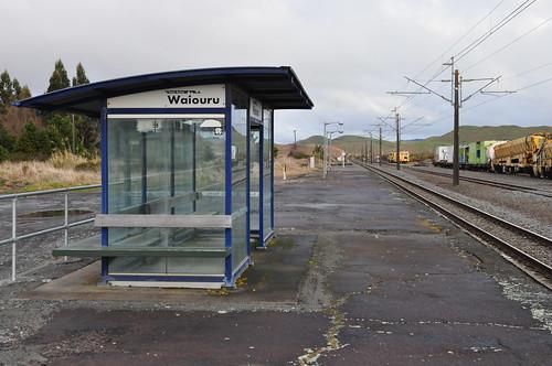 Waiouru - looking south