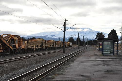 Waiouru - looking north