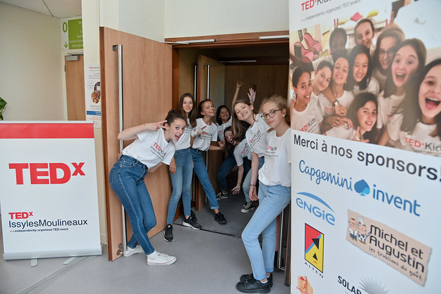 TedX Kid 2019 à l'Auditorium Quand on sera grand