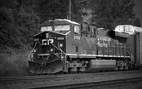 Canadian Pacific - 8896