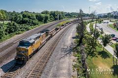 UP 5751 | GE AC4400CW | UP Memphis Subdivision