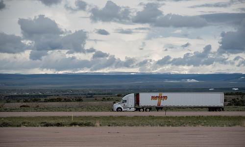 Trucking Interstate 80