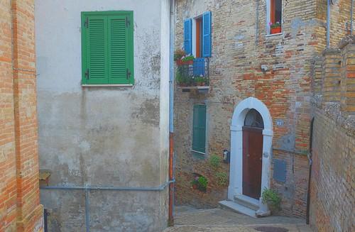 Penne, Abruzzo, 2019