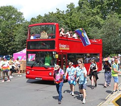 Ensignbus TSU639 - Pride in London 2019