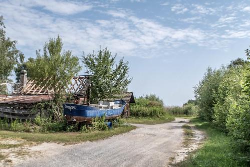 Village des pêcheurs, Portalban