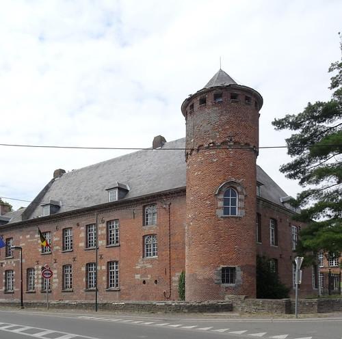 Templeuve (Be).- Château Formanoir de la Cazerie  (3)