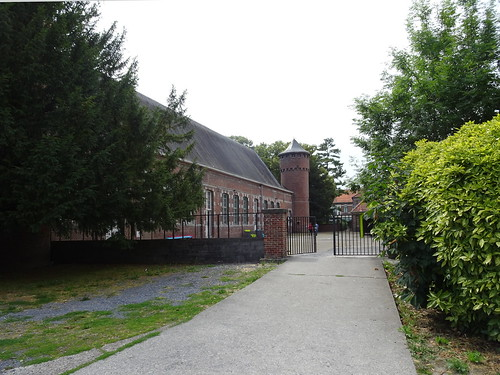 Templeuve (Be).- Château Formanoir de la Cazerie  (1)