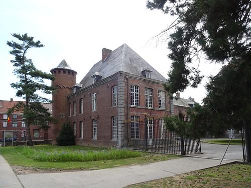 Templeuve (Be).- Château Formanoir de la Cazerie  (2)