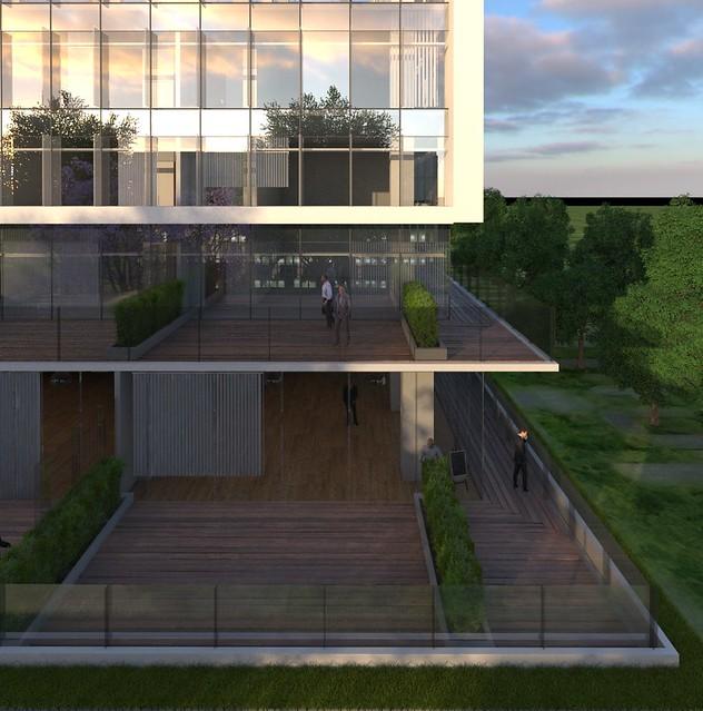 Cam-12 Commercial Terrace
