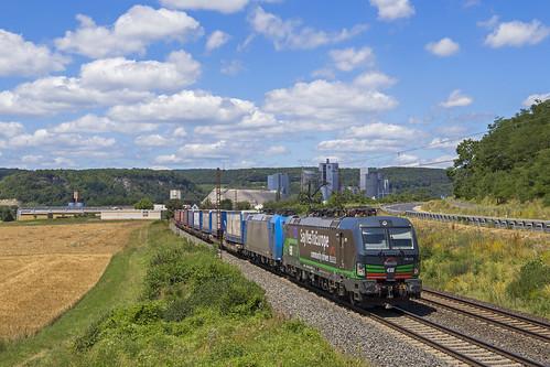 TX Logistik 193 278 + 185 529, Karlstadt (D)