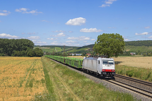 RTB Cargo 186 148, Retzbach-Zellingen (D)