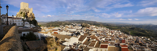 Lose yourself in its Moorish, winding streets of Olvera