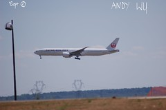 Boeing 777-300ER Japan Airlines