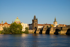 Prague: Summer Evening