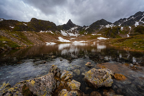 Kappl, Austria Pond