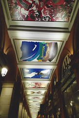 art on the ceiling - Photo of Aucamville